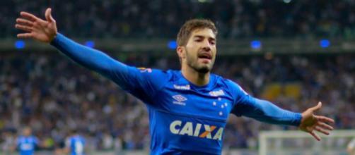 O Cruzeiro foi bem no primeiro tempo, mas depois o time esfriou