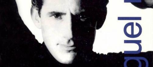 """Portada del disco """"Miguel Ríos"""" de 1989"""