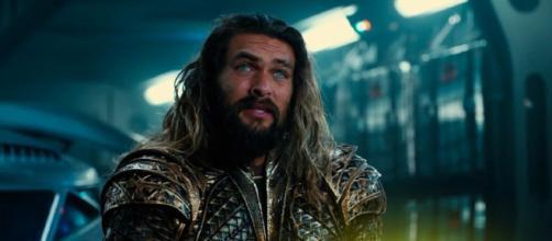 Primer vistazo al nuevo traje de Jason Momoa en 'Aquaman'