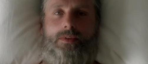 Rick Grimes is the main character of this AMC-based show. Photo credit - amc channel | YouTube