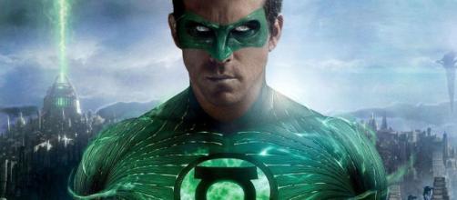 Ryan Reynolds en linterna verde