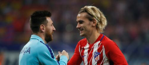 Simeone Dismisses Report Linking Griezmann To Barcelona - beinsports.com