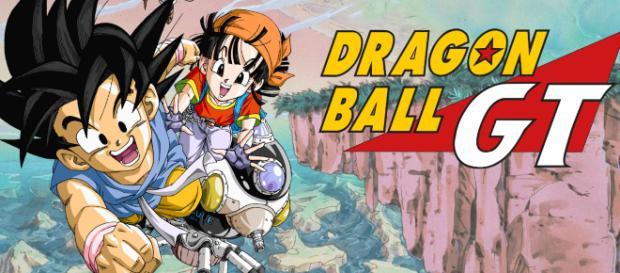Esta es otra de las series presentadas a través del anime de Dragon Ball