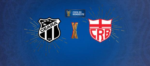 Copa do Nordeste: Ceará x CRB ao vivo