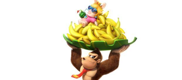 Donkey Kong se unirá a Mario + Rabbids Kingdom Battle