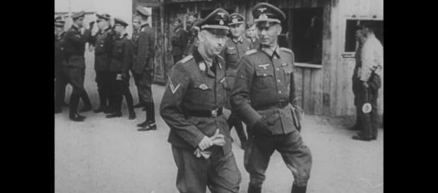 Heinrich Himmler / Besichtigen / Minsk / UdSSR / 1941 | RM-Video ... - framepool.com
