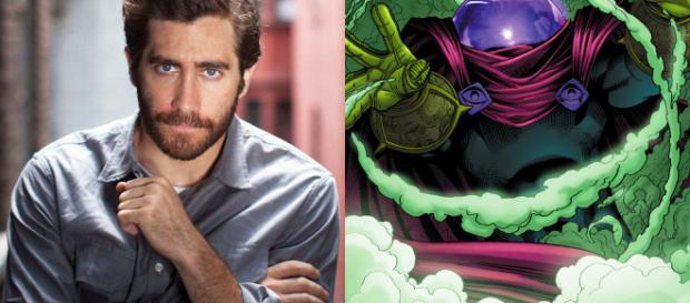 Jake Gyllenhaal podría ser Mysterio en la secuela de Spider-Man ...