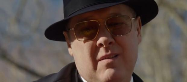 James Spader plays Raymond Reddington. Photo: screenshot via The Blacklist channel on YouTube