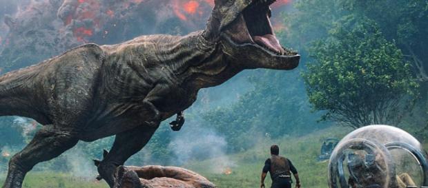 Jurassic World 2, ideas que dan ingresos