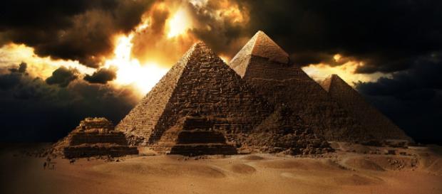 Le coordinate della Grande Piramide di Giza.