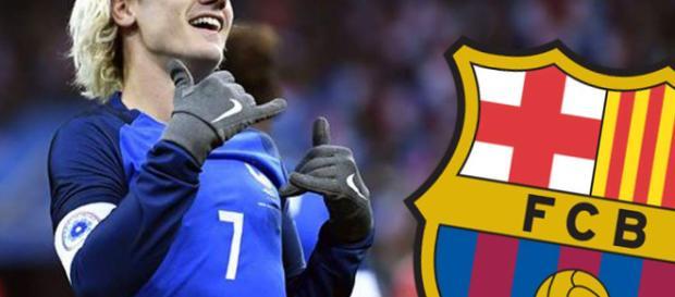Le10Sport de Francia: Principio de acuerdo entre Griezmann y ... - diez.hn