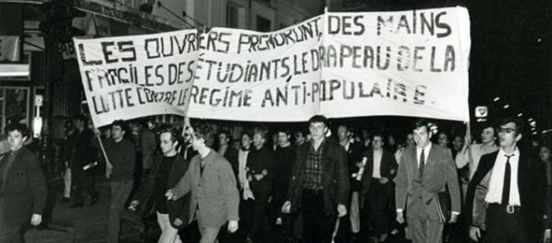 Mayo del 68 revolución parís - revistaarcadia.com