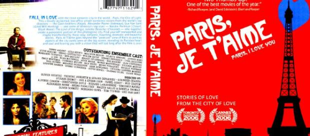 Paris Je T'aime - Movie DVD Scanned Covers - ParisJeT aime :: DVD ... - dvd-covers.org