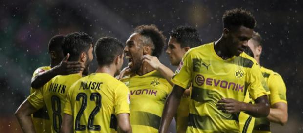 Pulisic, jugador del Borussia Dortmund, sueña con el Real Madrid
