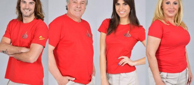 Supervivientes   Logan, Francisco, Sofía y Raquel, nominados de ... - telecinco.es