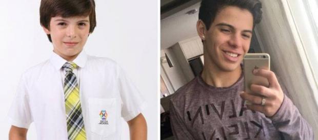 Thomaz Costa interpretou o Daniel em Carrossel