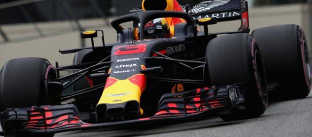 un Red Bull uno-dos en la primera práctica en el Gran Premio de Mónaco