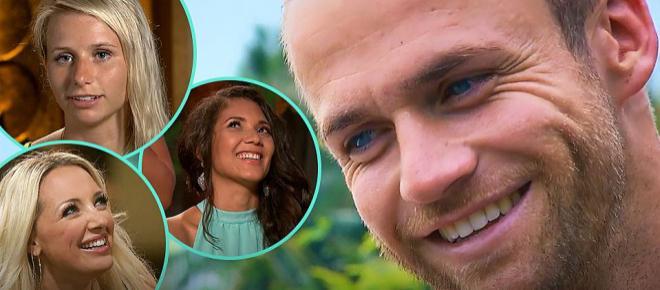 Bachelor in Paradise: Philipp bekommt von seinen Ladys richtig Druck