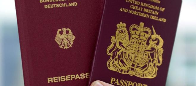 Immer mehr Briten möchten Deutsche werden