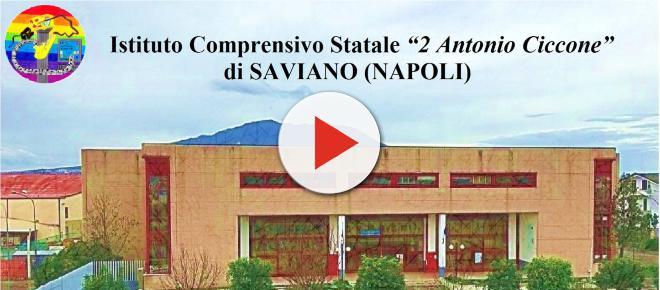 Saviano, furto all'istituto comprensivo 'Antonio Ciccone'