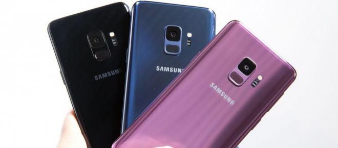 Samsung Galaxy S9, clamorose novità sul prossimo update