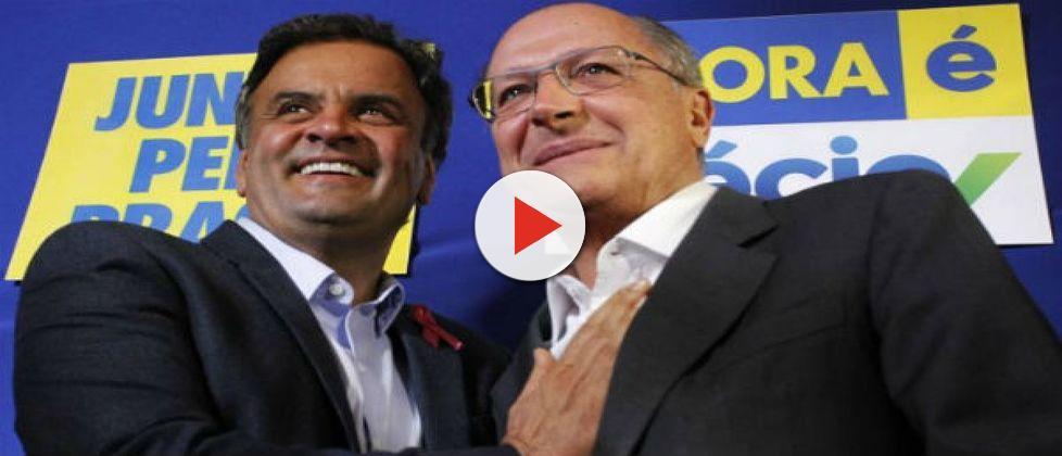 Alckmin diz ter impressão de que Aécio não disputará eleição