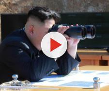 Kim Jong-un ha la vista lunga, anche senza binocolo