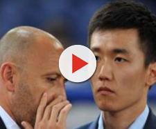Piero Ausilio e Steven Zhang, Inter al lavoro sul mercato a 360 gradi