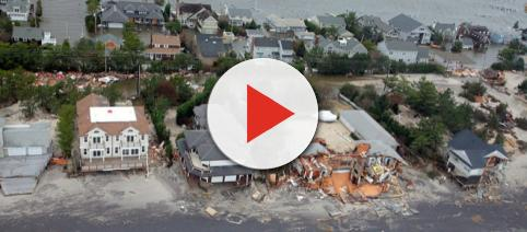 Hurricane Sandy damage Long Beach Island (Image credit - Mark C. Olsen, Wikimedia Commons)