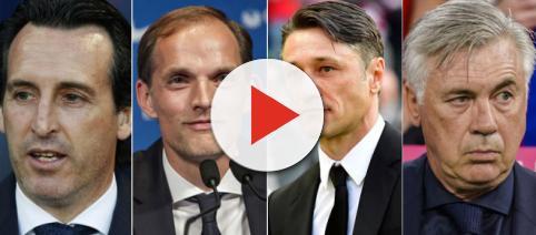 Los nuevos jefes de los banquillos de Europa | Marca.com - marca.com