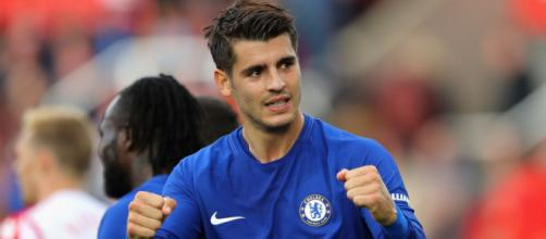 Chelsea top-scorer Alvaro Morata denies suggestion Harry Kane put ... - squawka.com