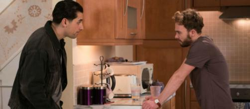 Coronation Street rape aftermath sees David forced to face Josh - digitalspy.com