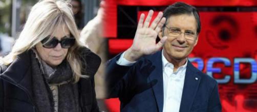 Fabrizio Frizzi, Rita Dalla Chiesa si foga sui social