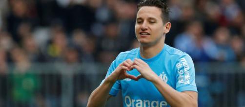 Florian Thauvin, la perla incontrolable del Olympique de Marsella