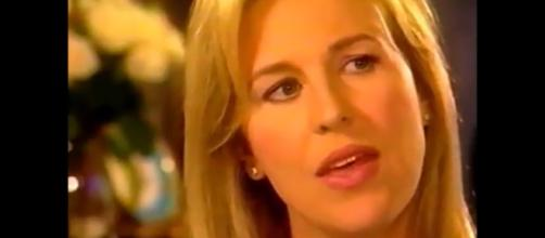 Genie Francis is slated to return to General Hospital. (Image via Genie Fans/YouTube).