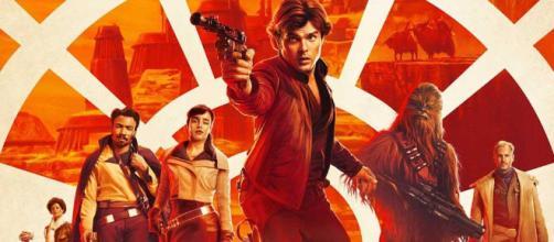 Han Solo: Una historia de Star Wars estrena un nuevo póster