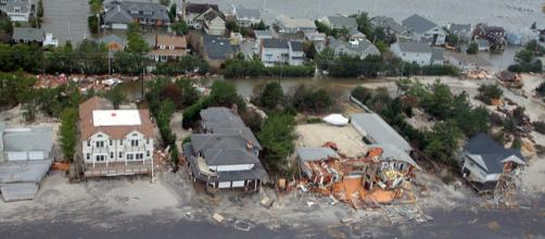 Hurricane Sandy damage Long Beach Island (Image credit - Mark C. Olsen, Wikimedia Commons)