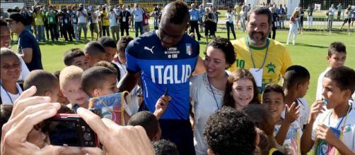 Italia, le prime convocazioni di Mancini: ci sono Balotelli e ... - fantagazzetta.com
