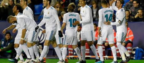 Levante 2-2 Real Madrid: Late goal for Levante denies Madrid ... - mirror.co.uk