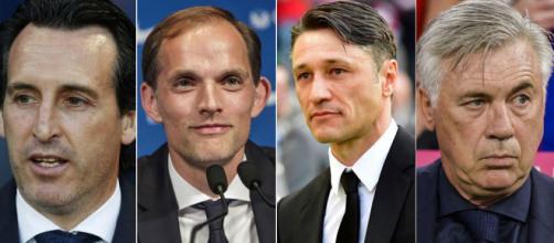 Los nuevos jefes de los banquillos de Europa   Marca.com - marca.com