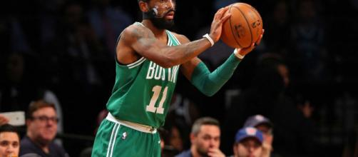 NBA: Masked Kyrie Irving impulsa a Boston Celtics a su 13va victoria.