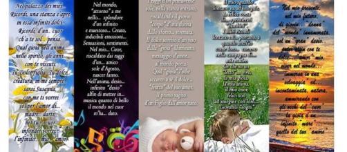 Poesie visive di Pier Francesco Betteloni da Pier Francesco Betteloni Facebook