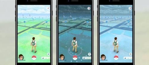 Pokemon GO: Rainbow Spotted en el Skyline del juego