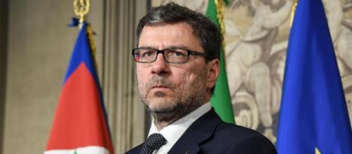 Secondo Enrico Mentana Giancarlo Giorgetti sarà il ministro dell'Economia