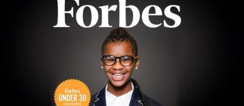 tiene 13 años y ya aparece en la lista Forbes de jóvenes talentos - lavanguardia.com