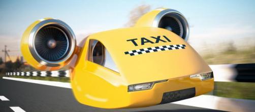 Uber desarrollará taxis voladores en París