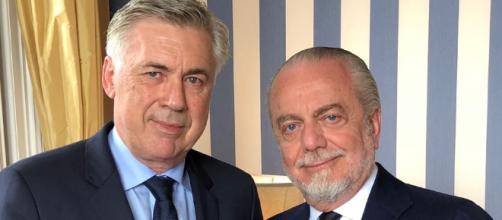 Ufficiale, Carlo Ancelotti è il nuovo allenatore del Napoli