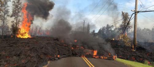 Violenta erupción volcánica mantiene en vilo a Hawaii