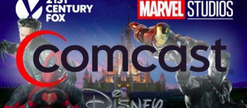 Will Comcast Crush Disney & Marvel's Plans for X-Men and Fantastic ... - movieweb.com