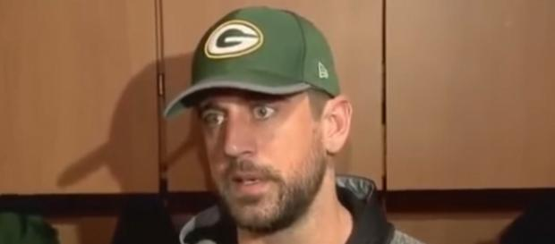 Aaron Rodgers has two years left with the Packers (Image Credit: NFL Game Recap/YouTube)